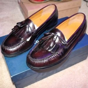Cole Haan Burgundy Dress Shoes Size 10